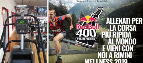 Allenati e vinci Rimini Wellness 2019!